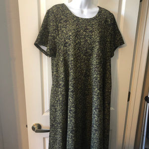 LLR Carly Dress, EUC, Perfect for Fall!